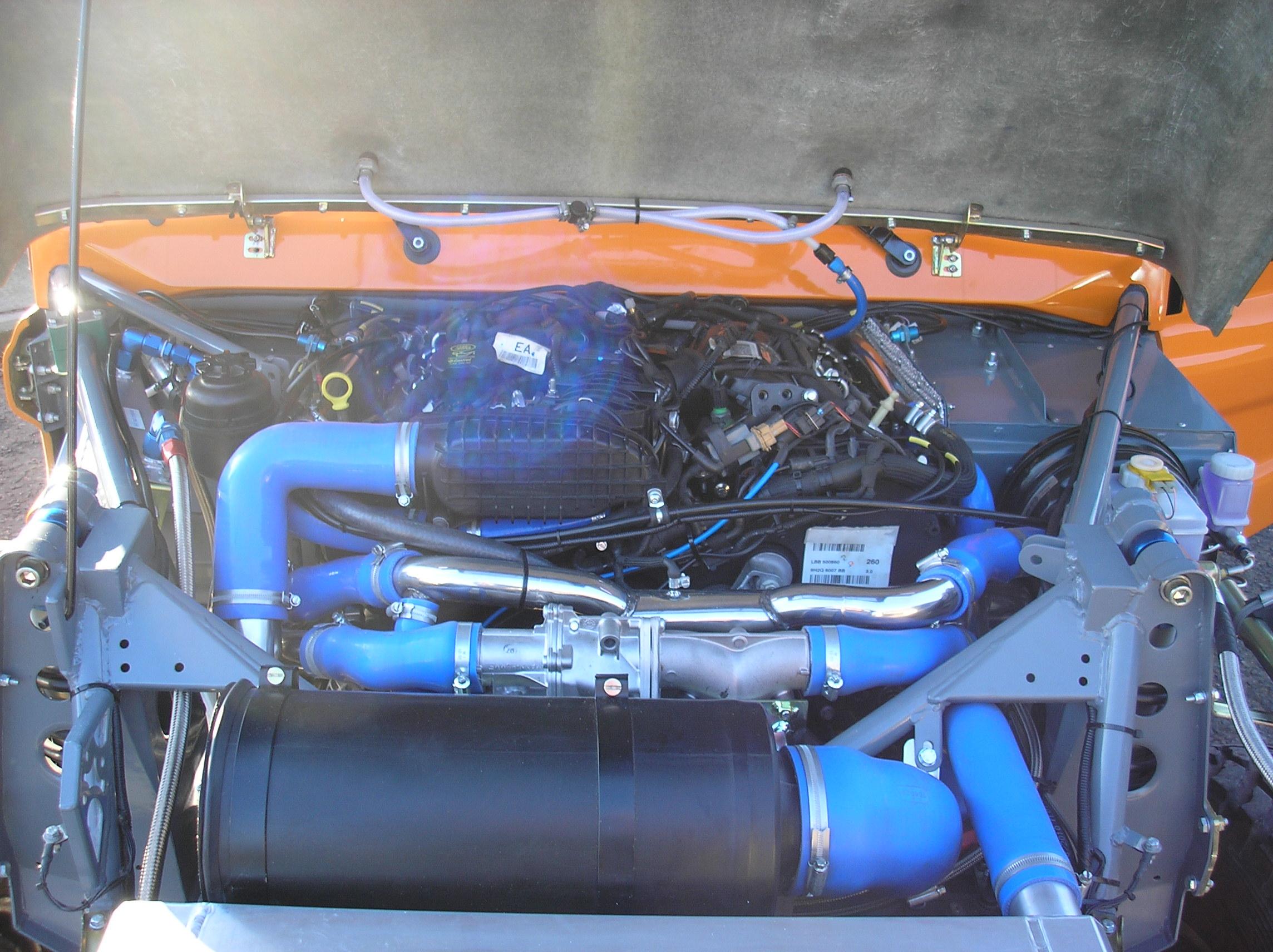 Qt Diesel Wildcat
