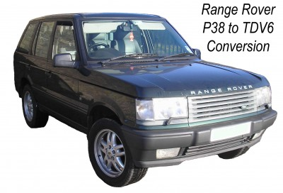 Rangerover p38 To tdv6 Conversion | Customers Projects | Simtek Uk